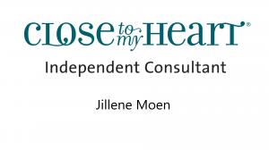 Close To My Heart - Jillene Moen