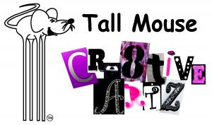 Tall Mouse - Cre8tive Artz