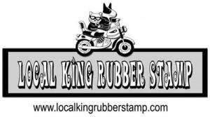 Local King Rubber Stamps