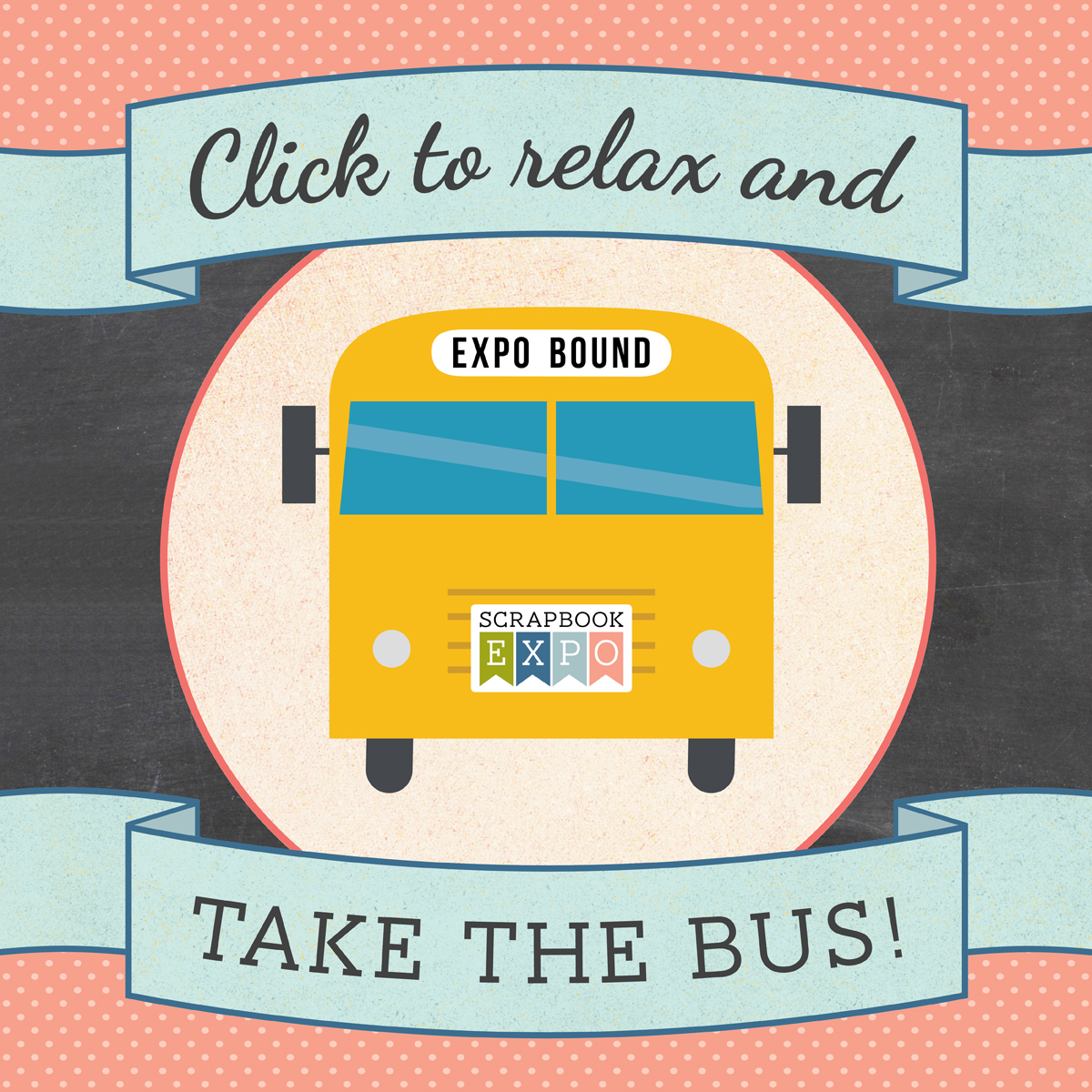Take the bus to the Expo