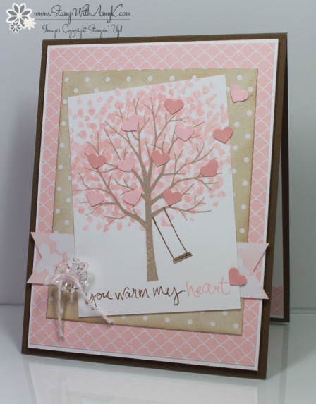 Sheltering Tree in Pink