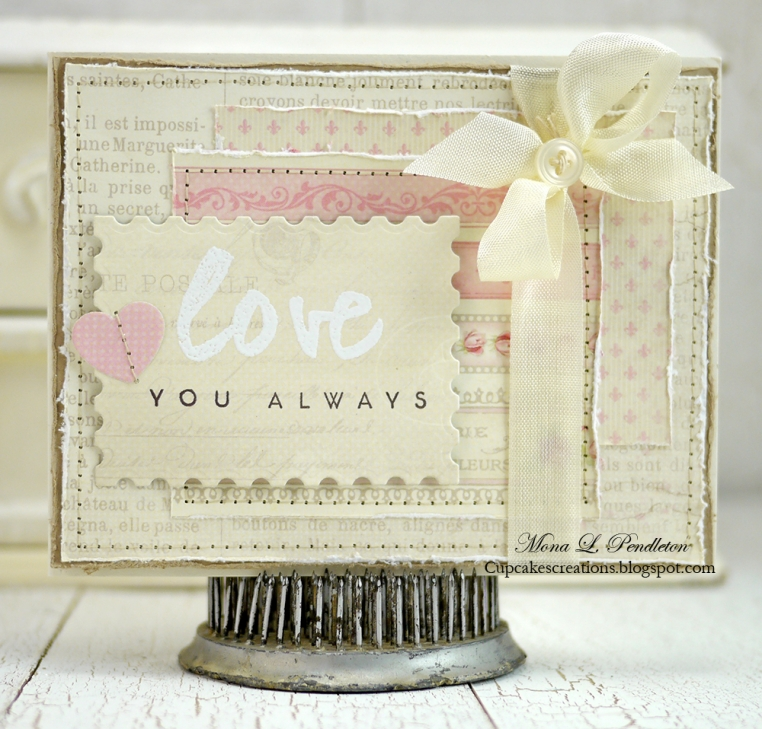 Love You Always designed by Mona L Pendleton