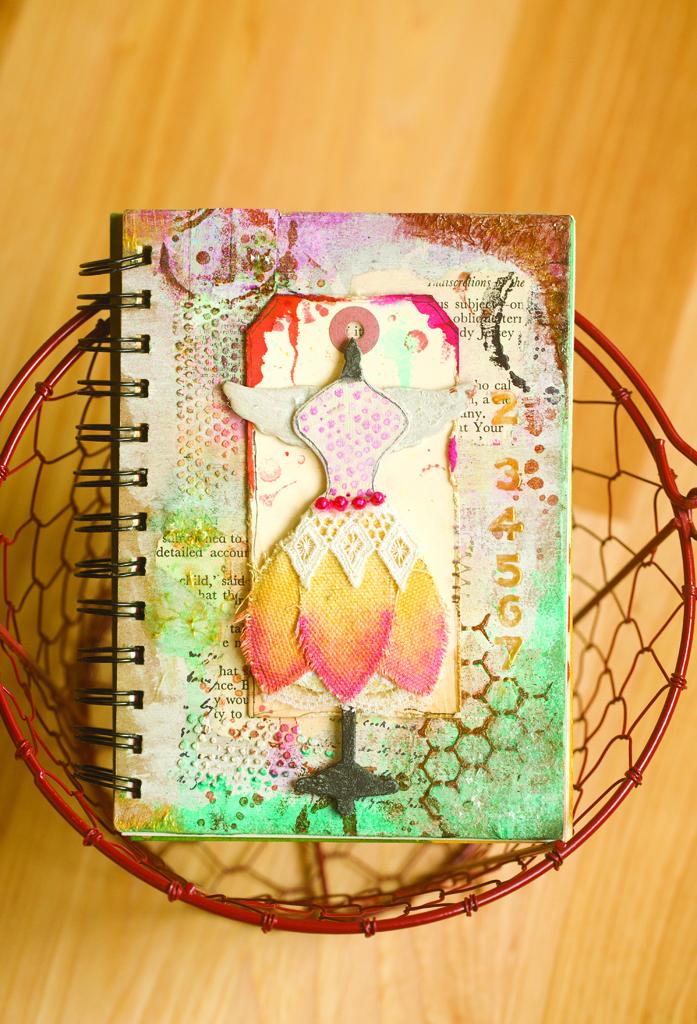 _Art Anthology Technique Art Journal