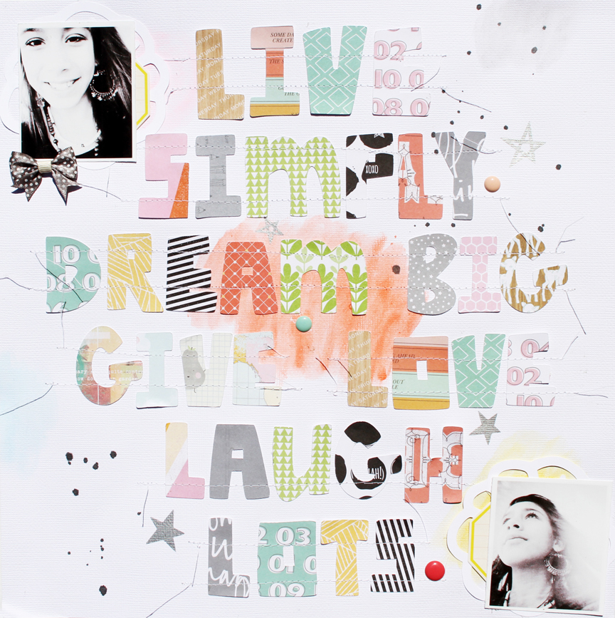 Gina Lideros Live Simply SC