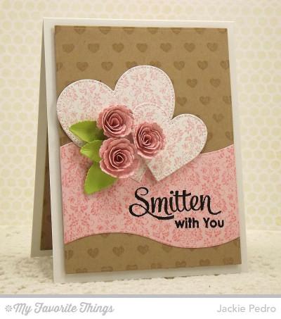 My Favorite Things_Smitten Card