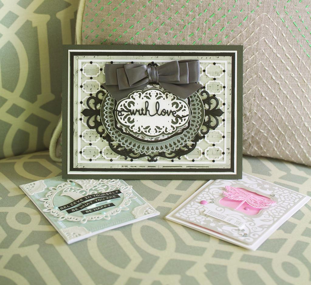 _Create Elegant Cards with Spellbinders!