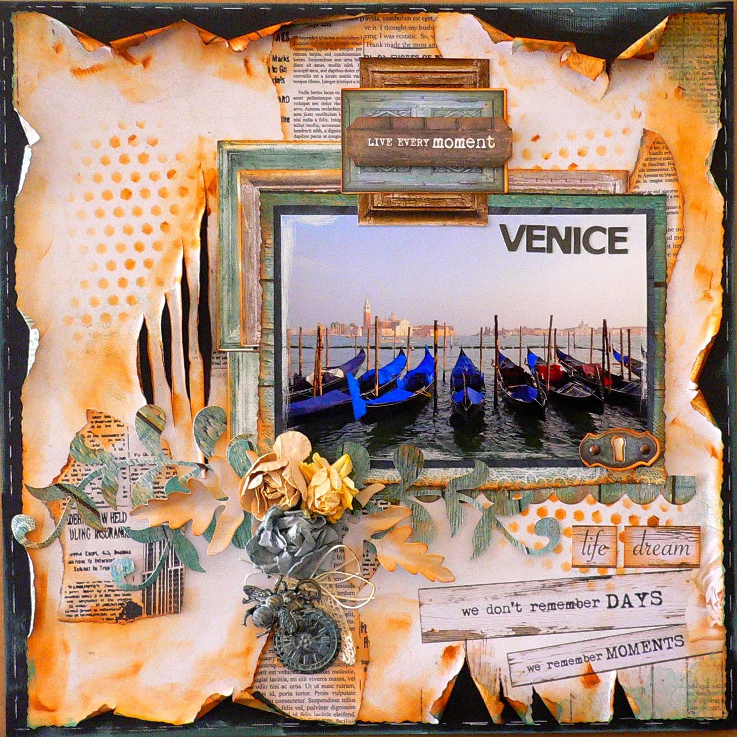 Venice Layout-AB Inspirations