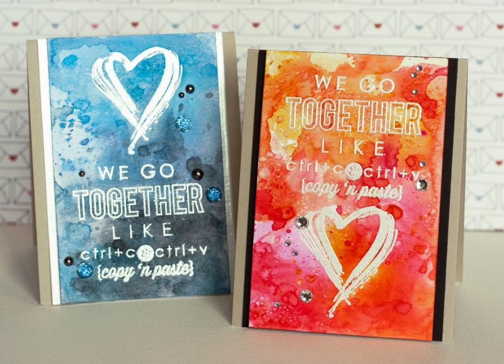 We go together like copy 'n paste