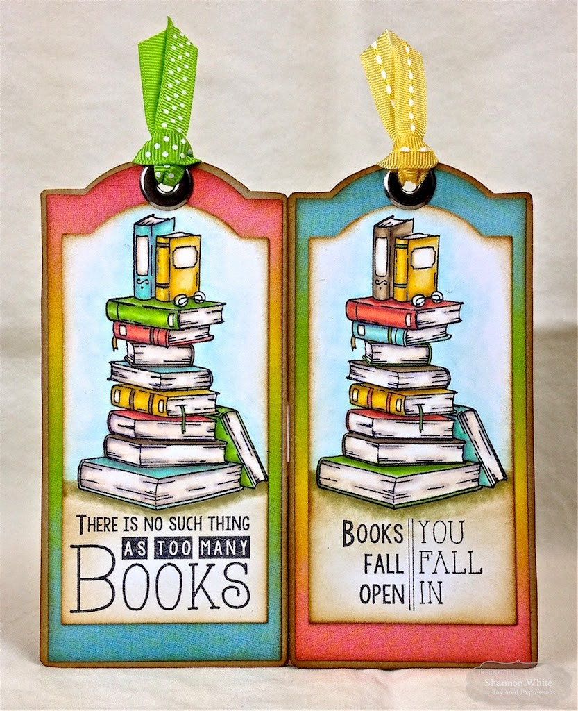 Enchanted Book Marks