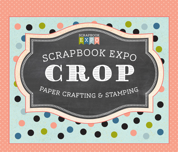 Scrapbook Expo Crop Banner