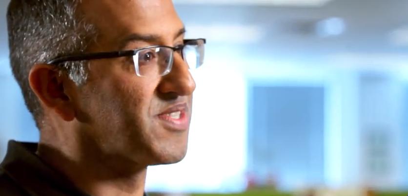 Cricut CEO Ashish Aurora