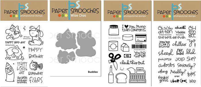 Paper Smooches Sets