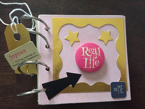 Real Life Album by Jen Walker