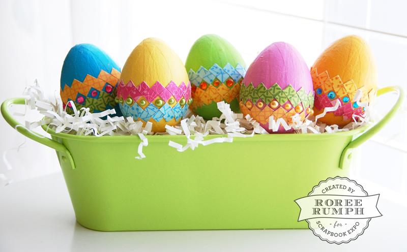 roree rumph_paper_mache_easter_eggs_2