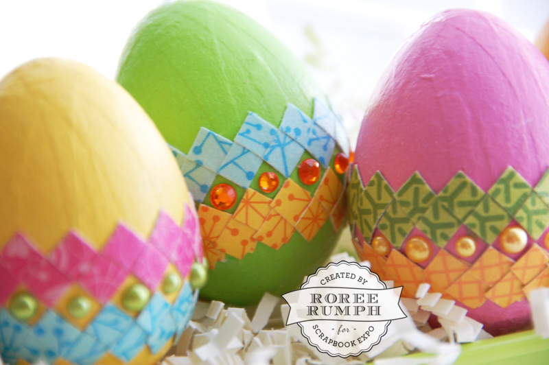 roree rumph_paper_mache_easter_eggs_closeup_2