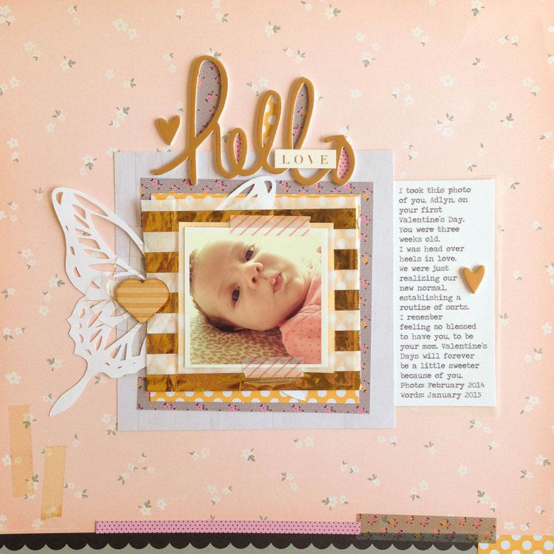 Hello Love 800-72