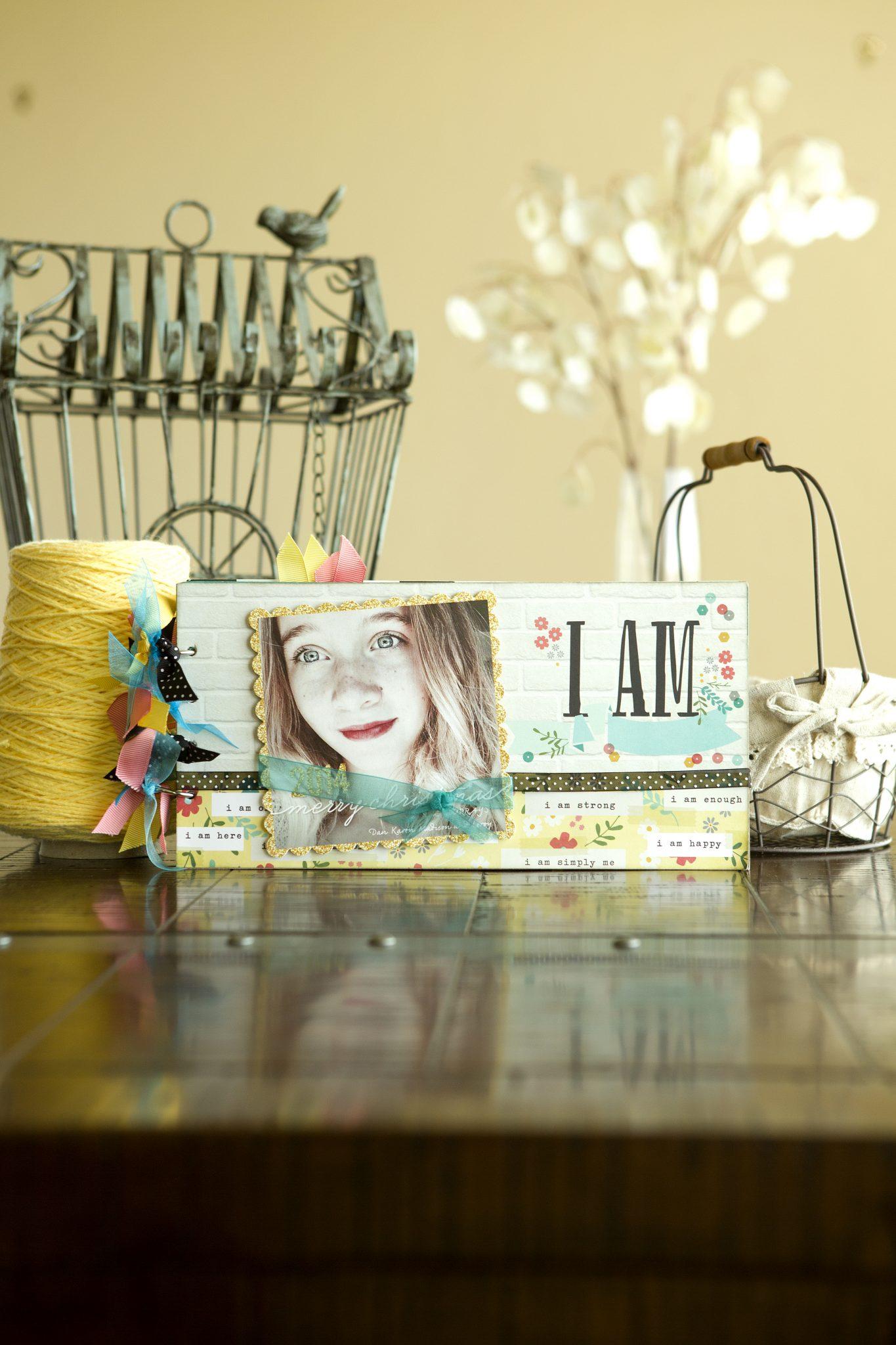 _I Am... 6 x 12 Album