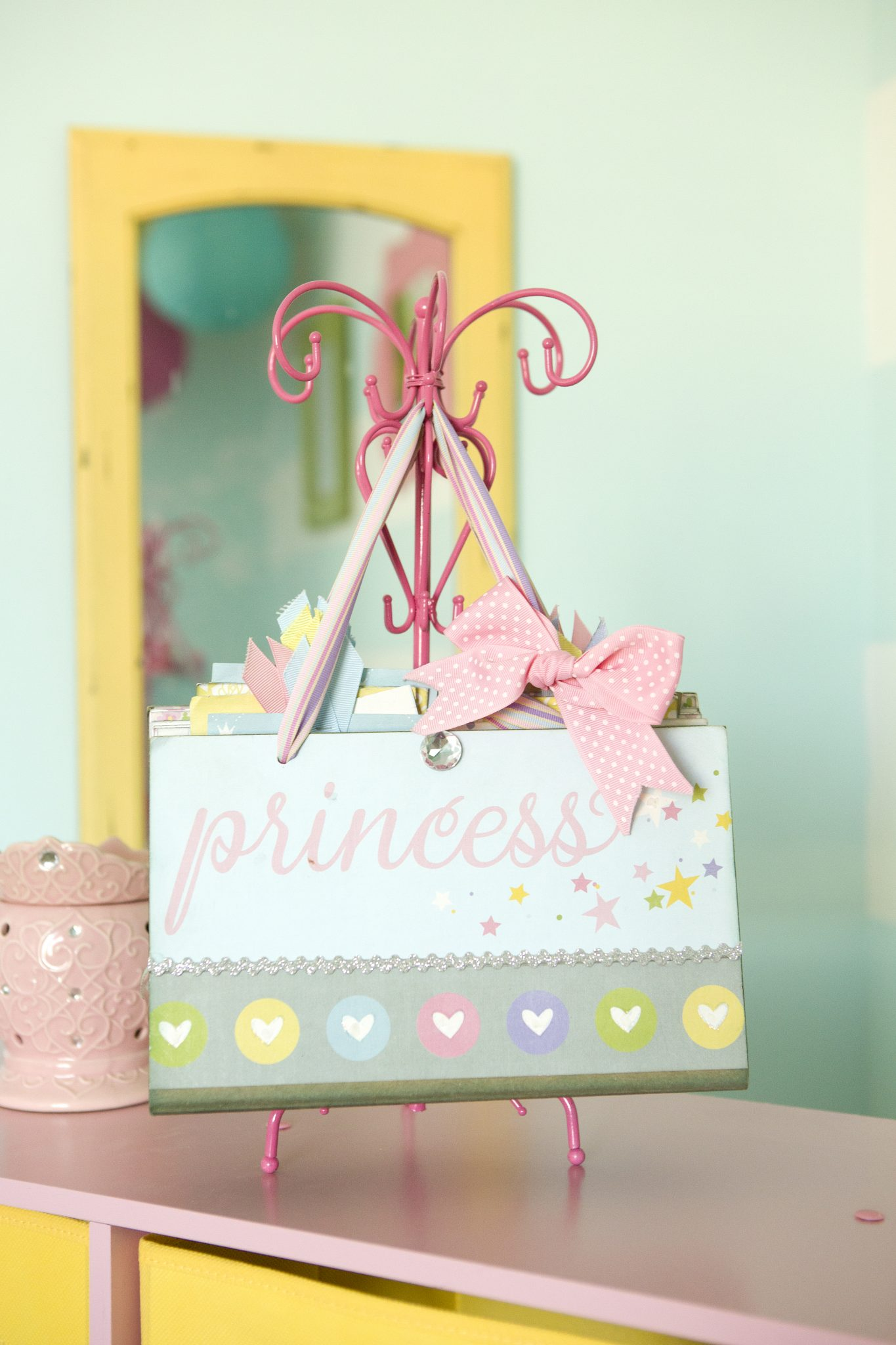_Pretty Princess Purse Album