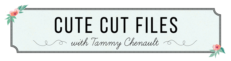 Tammy Chenault header_Cute Cut Files