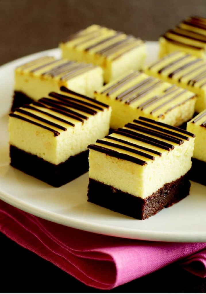 Philly Brownie Cheesecake