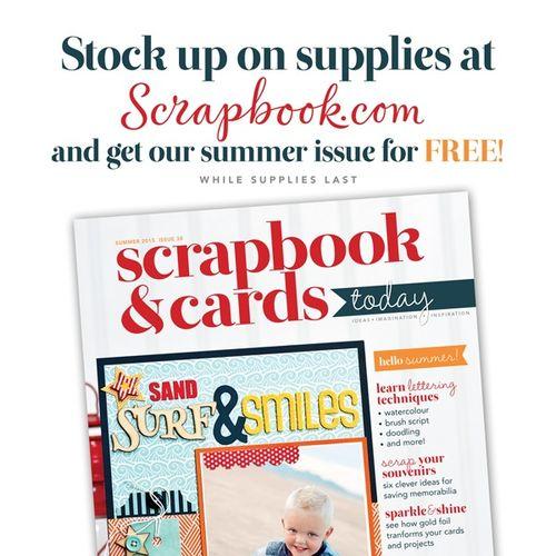 partnership sct scrapbookcom