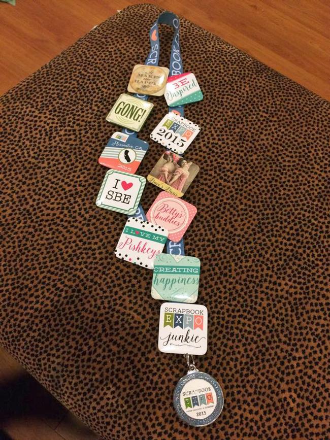 Pleasanton Consumer Buttons