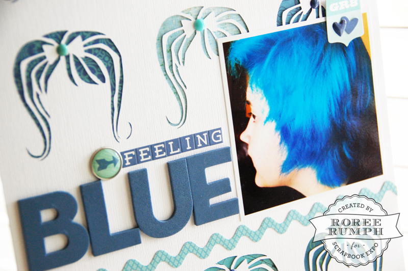 roree rumph_feeling blue_die cut_negative space_layout_closeup_2