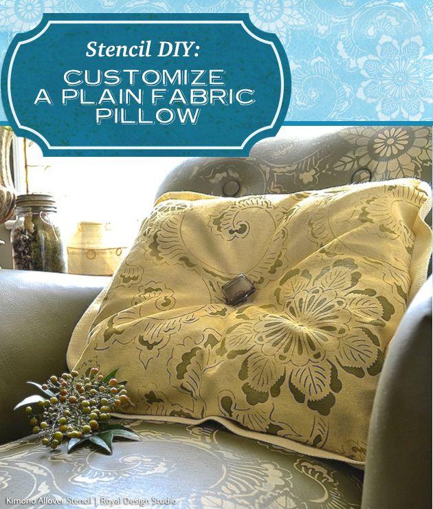 Customize Pillow