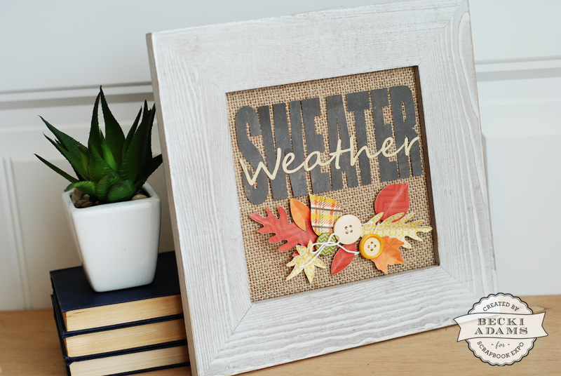 Fall home d cor stamp scrapbook expo for Home decor expo 2015