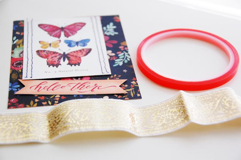 roree rumph_ruffled_ribbon_border_card_step1