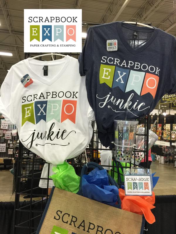 Scrapbook Expo Merchandise