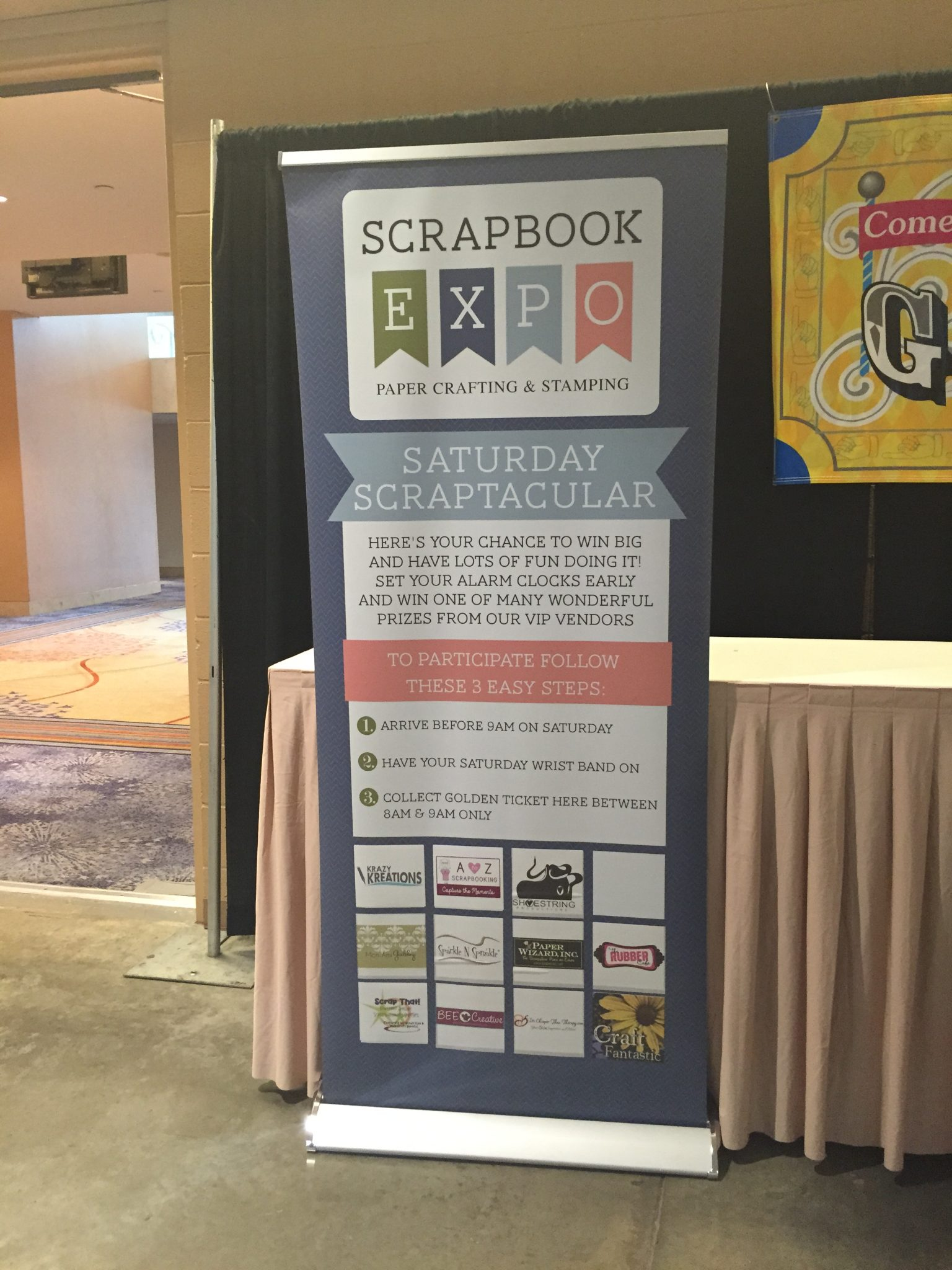 Scrapbook Expo Admission Coupons Coupon Classes In Houston