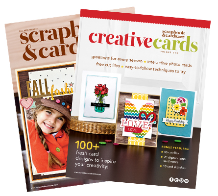 Scrapbook & Cards Today - Creative Cards Vol. 1