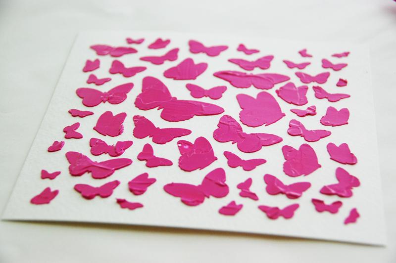 roree rumph_molding paste_stencil_BeYouTiFul_frame_step5