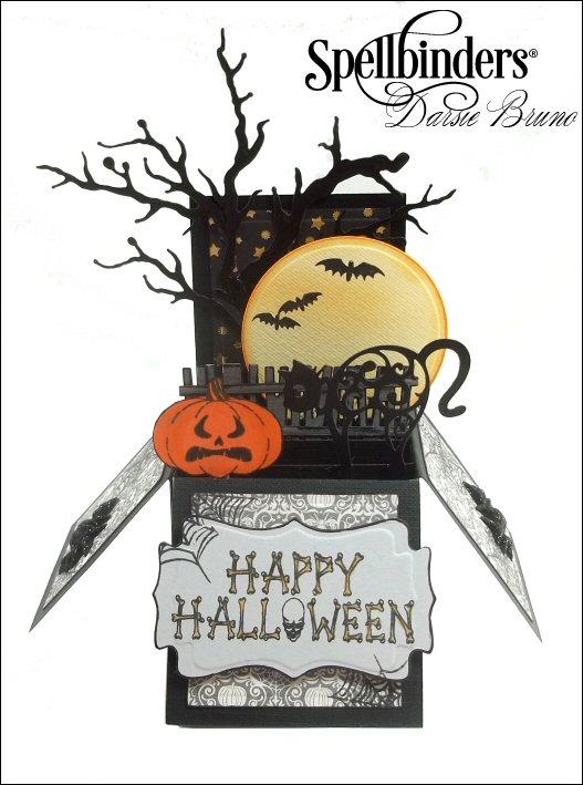Halloween Pop Up Box