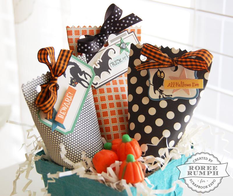 roree rumph_halloween_treat cones_2