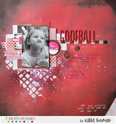 Goofball designed by Riikka Kovasin