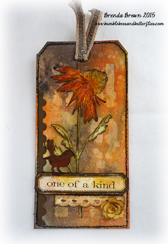 One Of A Kind Designed by Brenda Brown