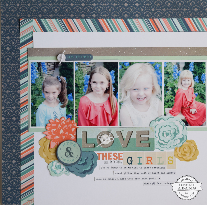 created by @jbckadams for @scrapbookexpo