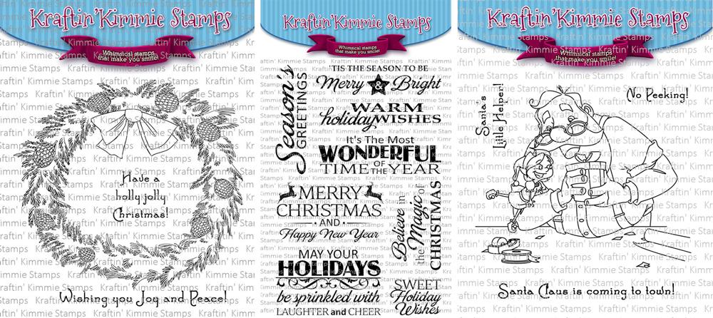 Kraftin Kimmie Stamps prize