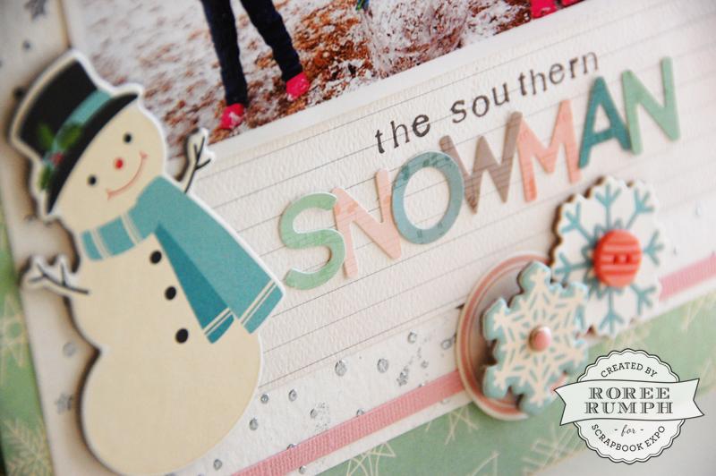 roree rumph_heat embossed_snowflake_background stamp_closeup1