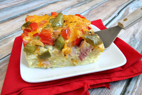 Holiday Breakfast Casserole