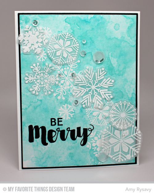 Be Merry by Amy Rysavy