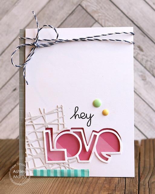 Love by Ashley Marcu