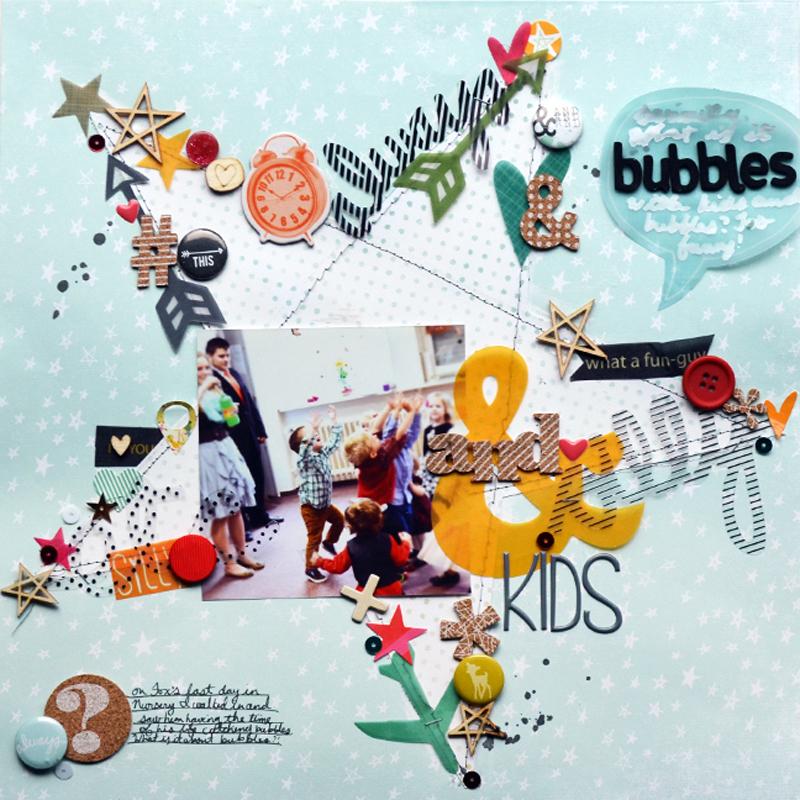 Bubbles & Kids