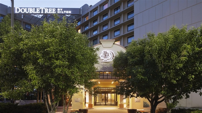 Denver Hotel Double Tree