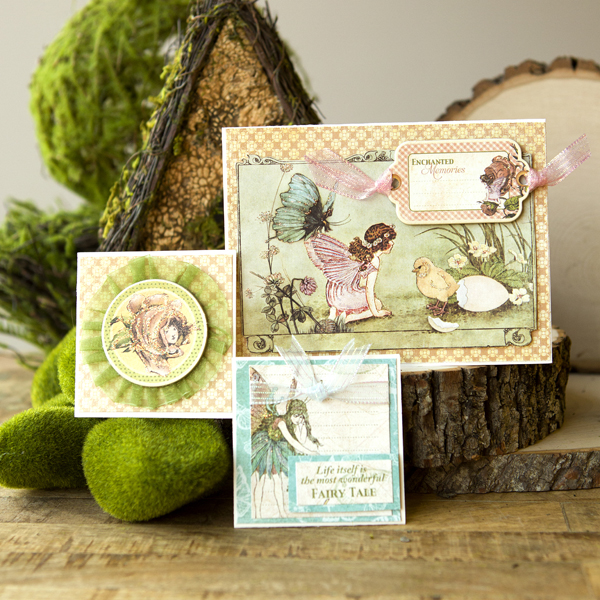 _G45 Once Upon a Springtime Card Kit