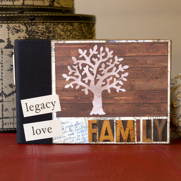 _My Coffee Table Family Album