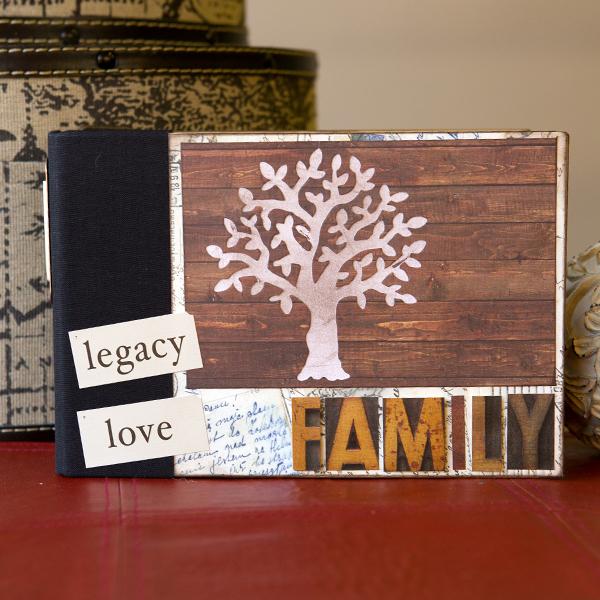 _My Coffee Table Family Album