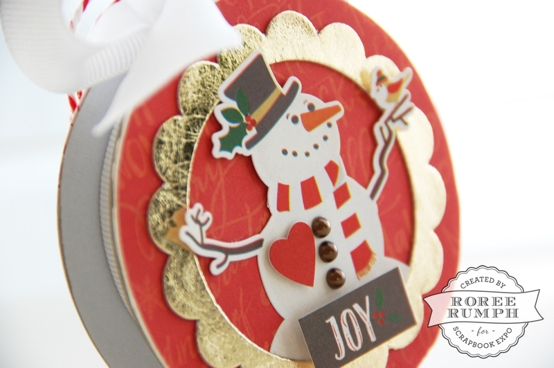 roree rumph_therm o web_icraft_deco foil_christmas_ornament_closeup